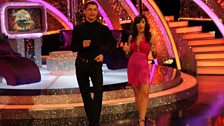 Pasha and Janette popped in to It Takes Two Towers...