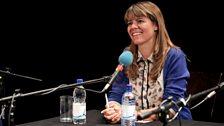 Claudia Hammond, presenter of Radio 4's All in the Mind