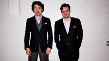 Guitarist Sean Shibe and Tenor Ben Johnson