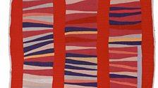 Jessie T. Pettway – Bars And String-Pieced Columns, c.1950