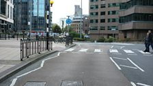 Steelhouse Lane / Priory Queensway entry sign pictures