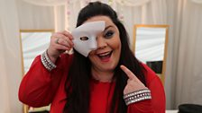 Strictly favourite Lisa Riley...
