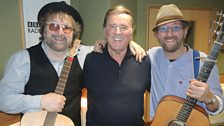 Terry with Chas & Dave