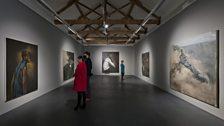 Lynette Yiadom-Boakye, Installation view