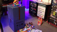The building blocks battle is underway, may the best builder win!