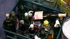 Radio booze (water)