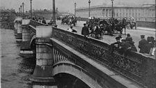 Nicolai-Bridge St. Petersburg