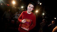 Steve Bugeja wins the BBC Radio New Comedy Award 2013