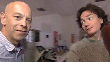 Richard and Sam