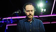 Iain Cook in the Live Lounge