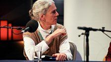Dr Sandra Knapp, botanist at the Natural History Museum