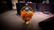 In the Radio Theatre