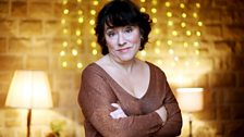 Beth (Arabella Weir) hosts a Hogmanay Party - maybe this year for once it will turn out ok