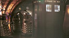 Surrounding the TARDIS