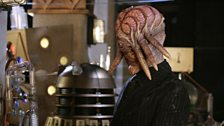 The Dalek/human hybrid…