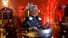 The return of Davros!