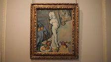 Still Life with Plaster Cupid by Paul Cézanne