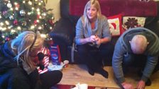 The Laura Rawlings Christmas Eve special