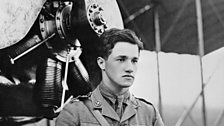 Albert Ball was the first pilot of the Royal Flying Corps to receive the Victoria Cross. He was shot down on 7 May 1917.
