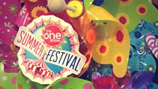 The One Show Summer Festival in Gateshead