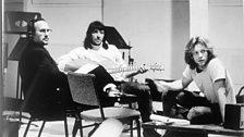 Desmond Child, Jon Bon Jovi and Richie Sambora