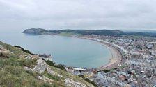 The Queen of Welsh resorts