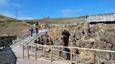 Bronze Age copper mines