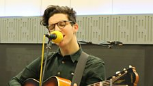 Dan Crolls sings 'Home'.