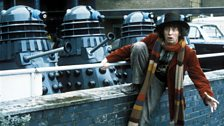 The Fourth Doctor's most famous look: