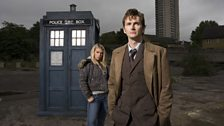 The Tenth Doctor…