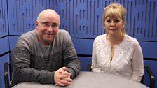 Kate Atkinson and Rob Cowan