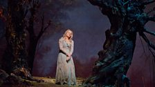 """Renée Fleming in the title role of Dvořák's """"Rusalka."""""""