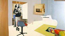 Richard Hamilton (1922-2011) Interior II 1964