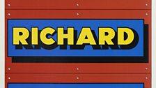 Richard Hamilton (1922-2011) Advertisement, 1975