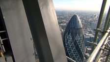 The Cheesegrater is 44 metres taller than the Gherkin (30 St Mary Axe)