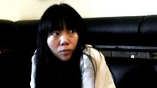 Writer of Dostoevsky and the Chickens, Xiaolu Guo