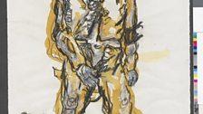 Ein neuer Typ ('A New Type'), 1965, Georg Baselitz