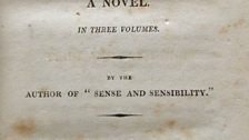 The title page of the first edition of Pride and Prejudice, published January 28th 1813