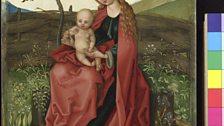 Martin Schongauer (active 1469; died 1491) The Virgin and Child in a Garden, 1469-91