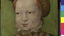 Jakob Seisenegger (1504/5-1567) Portrait of a Girl, about 1545-50