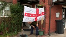 Locals divided in Chester