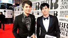 Look, it's Dan & Phil!