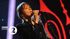 Suzanne Vega at the 2014 Folk Awards