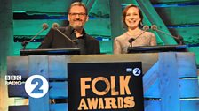Mark Radcliffe and Julie Fowlis