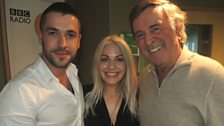 Louise and Shayne with Terry
