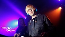Mary Anne Hobbs & Tim Burgess
