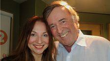 Sir Terry Wogan with Judith Owen