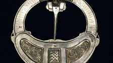 Hunterston Brooch, c. 700, Hunterston, Ayrshire, Scotland
