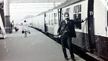 Gurparshad Bance arrived aged 13, in 1955, from Ambala, India. He eventually got a job working on British trains.
