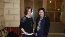 Sara Mohr-Pietsch and Barbara Kelly